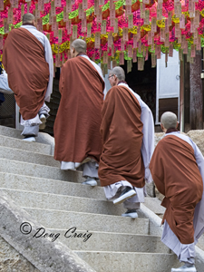 Ascending Monks