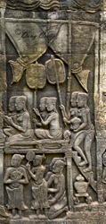 Angkor Bas Relief - Photo #2