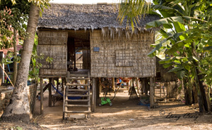 Cambodian Dwellings - Photo #5