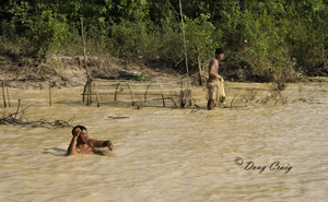 Kampong Phluk Fishermen - Photo #12