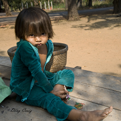 Khmer Children - Photo #26