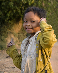 Khmer Children - Photo #32