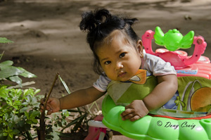 Khmer Children - Photo #34