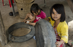 Khmer Children - Photo #36