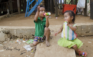 Khmer Children - Photo #39