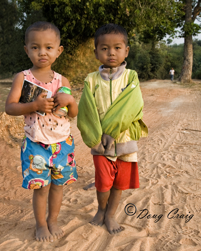 Khmer Children #30